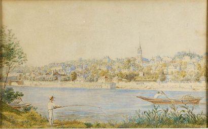 Attribué à Jacques-Henri Juillerat (1777-1860)