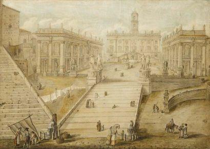 École ITALIENNE, vers 1800