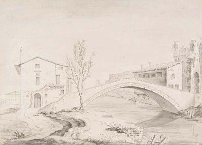 Ecole vénitienne, fin XVIIIème siècle