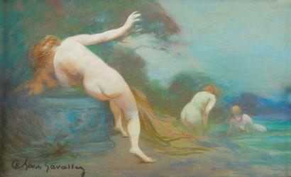Louis LAVALLEY (1862-1927)
