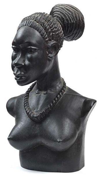 Peuple MANGBETU - RDC Reine