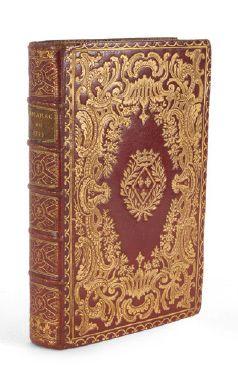 [ALMANACH]. Almanach royal, année M. DCC....