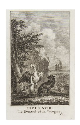 LA FONTAINE (Jean de).