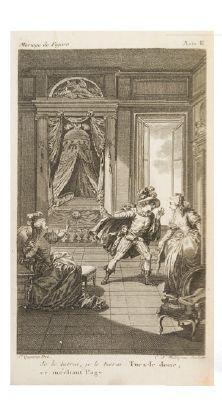 BEAUMARCHAIS (Pierre-Augustin Caron de).