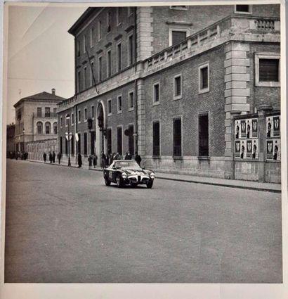 Alfa Romeo 6C 3000- pilote Karl Kling aux...