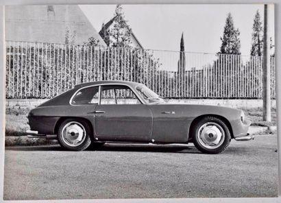OSCA 1600 GT Zagato. Photo Carrozzeria Zagato...