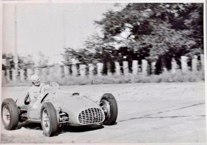 GP d'Allemagne 1953, ASCARI -- FARINA (vainqueur)...