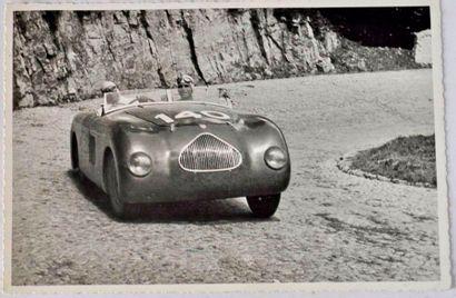 Veritas BMW vers 1949. Photo d'époque, 11,5...