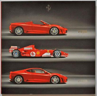 Dépliant Ferrari 430