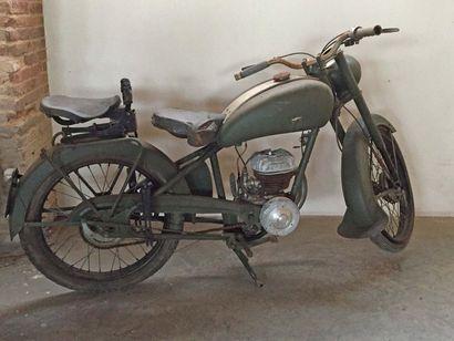 MONET GOYON 105 cm3 - 1953 A restaurer