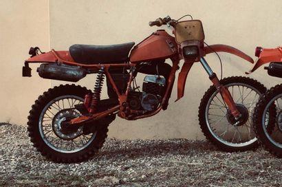 BPS RS125G5 - 1980 (orange) N° de série:...