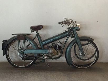 NSU. Vélomoteur, 49,9cm3 vers 1955. A re...