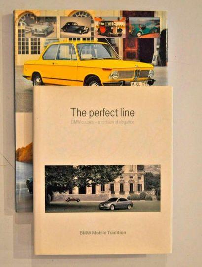 Lot de 2 livres BMW: The Perfect Line + Le...