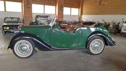 MG YT Tourer - 1952