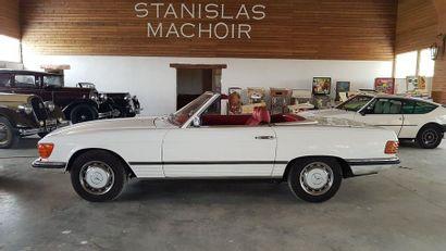 MERCEDES 280 SL - 1977