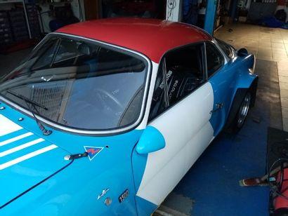 ALPINE RENAULT V85- 1972