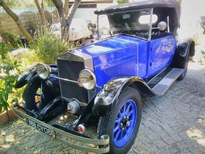 FIAT 509 A Cabriolet - 1927