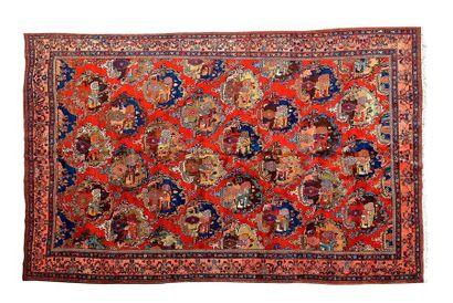Important et original BIDJAR (Iran), fin...