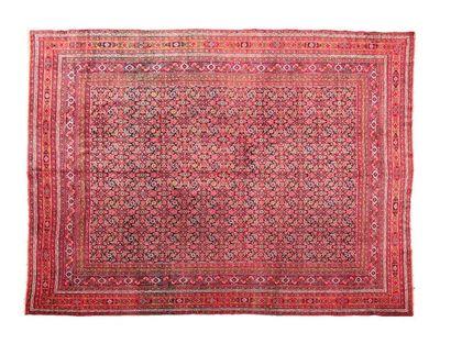Important tapis KHORASSAN (Perse), fin du...