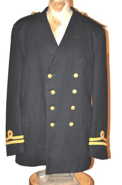 Navy officer's jacket, as is...