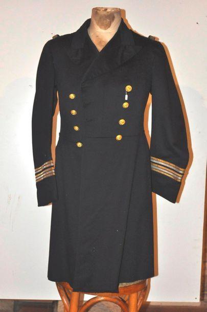 Female officer's frock coat circa 1900, in...