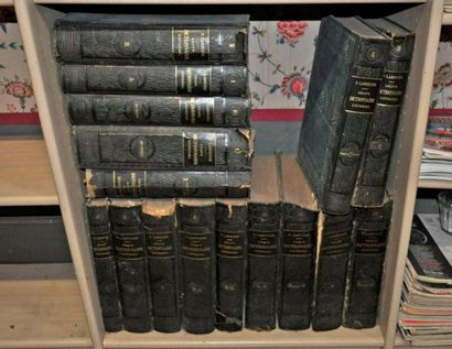 Larousse Dictionary of the 19th century....