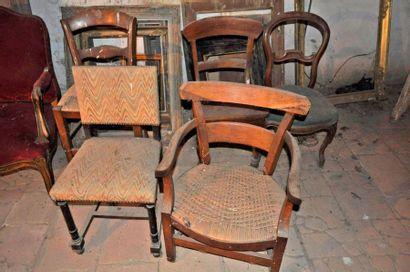 5 miscellaneous seats