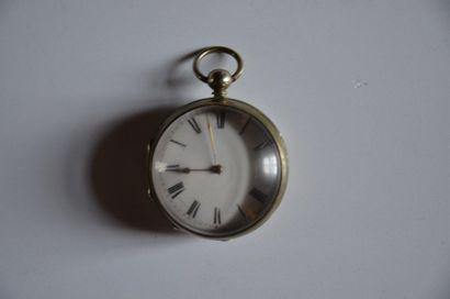 Lot de 2 montres: Montre W. Champton London + Montre Augustin Fortin Paris vers...