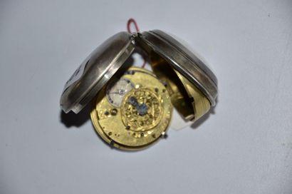 Lot de 3 montres: Montre Maingourde de Tremblay à Vendôme en argent doré + Montre...