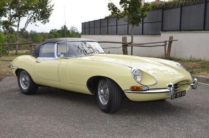 JAGUAR Type E – 1967