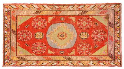 SAMARKANDE (Asie Centrale), fin du 19e siècle...