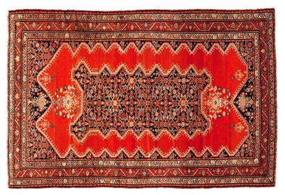 MELAYER (Perse), fin du 19e siècle  Un contre...