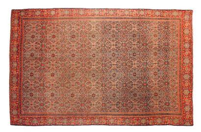SENNEH (Perse), fin du 19e siècle  Un champ...