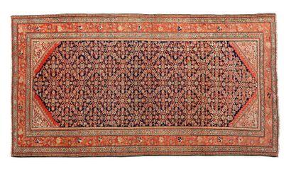 MELAYER, (Perse), fin du 19e siècle  Un champ...