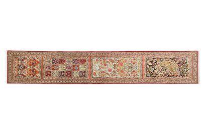 Originale et fine Galerie GHOUM KORK (Iran)...