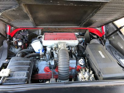 FERRARI 328 GTS – 1989 La Ferrari 308 sortie en 1975 est certainement la dernière...