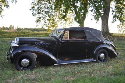 INVICTA BLACK PRINCE - 1948 (Sans prix de réserve) Drophead Coupé  Numéro de série...
