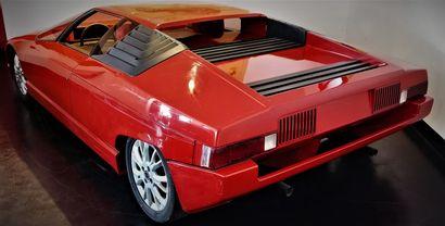 CIZETA – 1985 Prototype master 1  Claudio Zampoli qui à partir de 1973 a réorganisé...