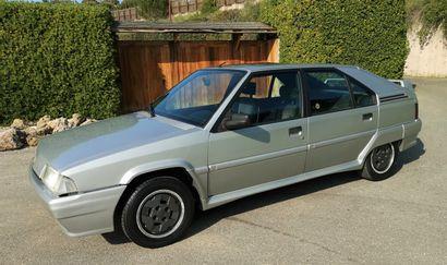 CITROËN BX GTI 16 S -1989