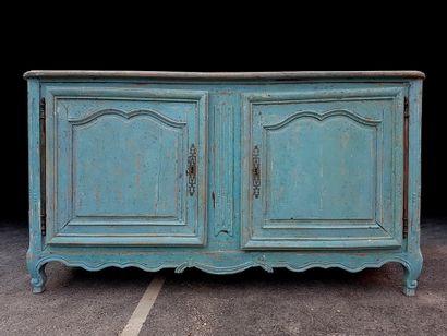 Elégant buffet 2 portes du XVIIIe siècle...