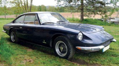 FERRARI 365 GTB 2+2 1970 N° Série 12005....