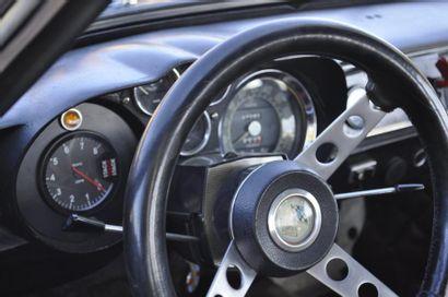 ALPINE Alpine Renault A110 1100 Gordini VB – 1965 N° de Série : 0024 L'Alpine A110...