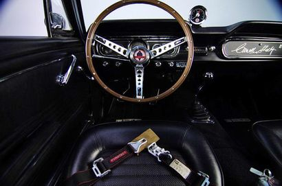 Ford Ford Mustang Fastback Shelby – 1965 N° Série : 132277 Carte Grise Française...