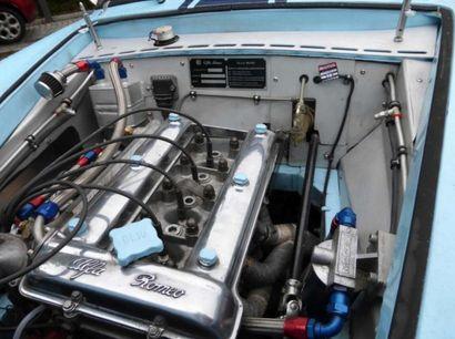 Alfa Romeo Giulietta Sprint Veloce « Carrera Panamericana » 1960    Produite de 1954...