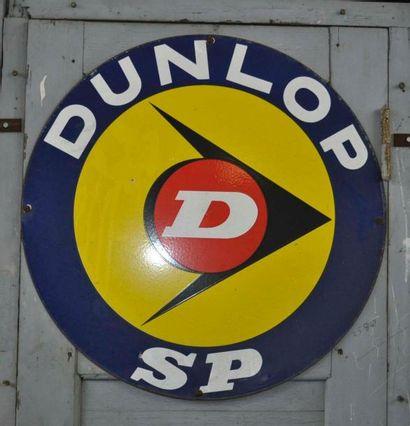 Plaque Dunlop SP (Diam. 70cm)