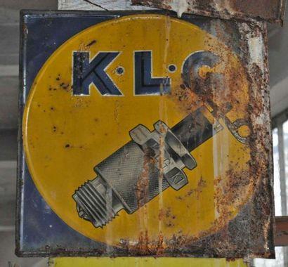 Plaque KLG (50x50 cm)