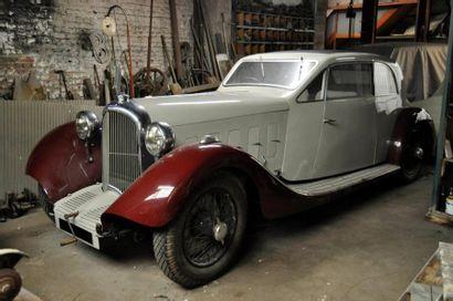 VOISIN C18 coupé – 12 cylindres | Unique au monde. (1931 / 1938)