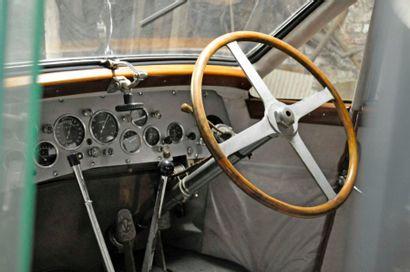VOISIN C18 coupé – 12 cylindres | Unique au monde. (1931 / 1938) Le réputé et renommé...