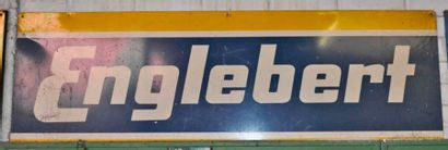 Plaque Englebert (45x140 cm)