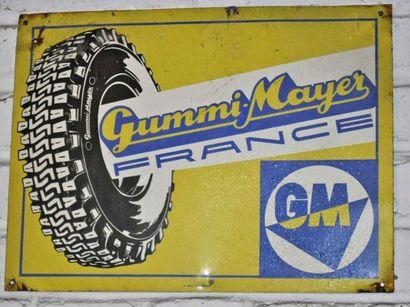 Plaque Gummi Mayer (30x40 cm environ)